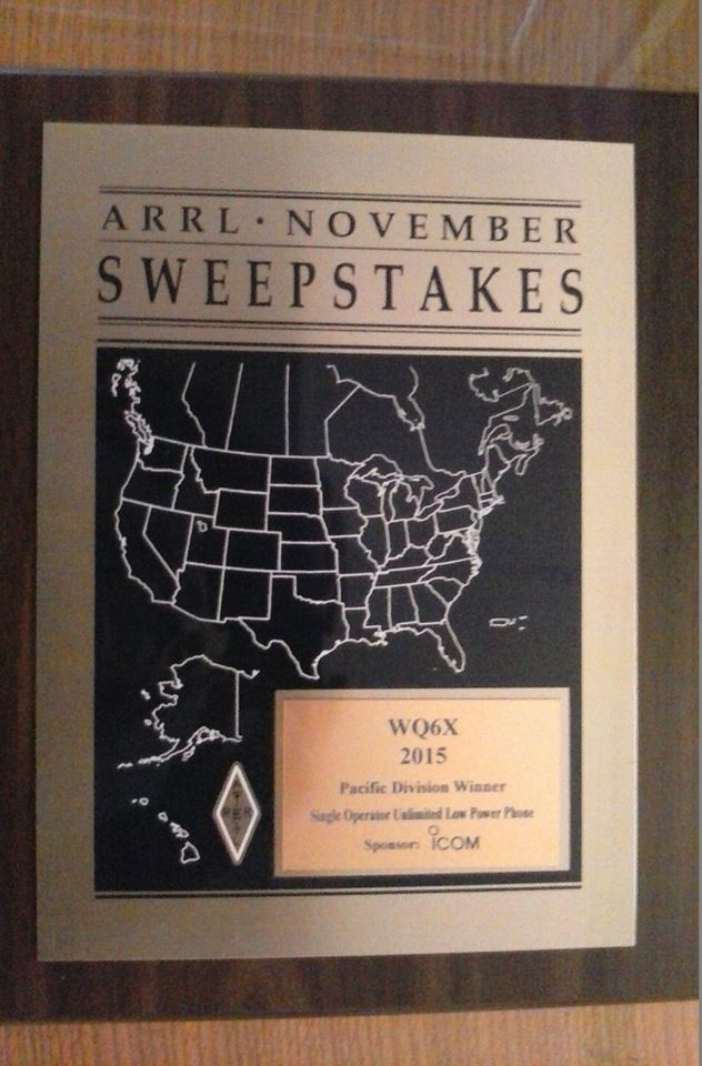 You can view Sweepstakes score submission at: http://3830Scores.Com.